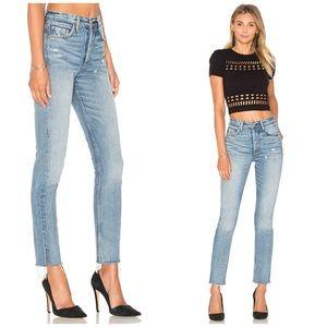 GRLFRND Jeans - GRLFRND Karolina High Rise Skinny Jeans